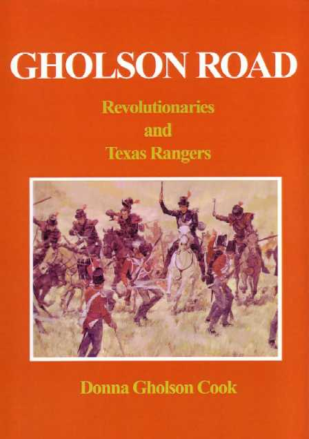 Gholson Road cover